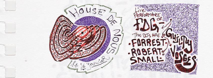 House de Nous – 16 janvier 2015