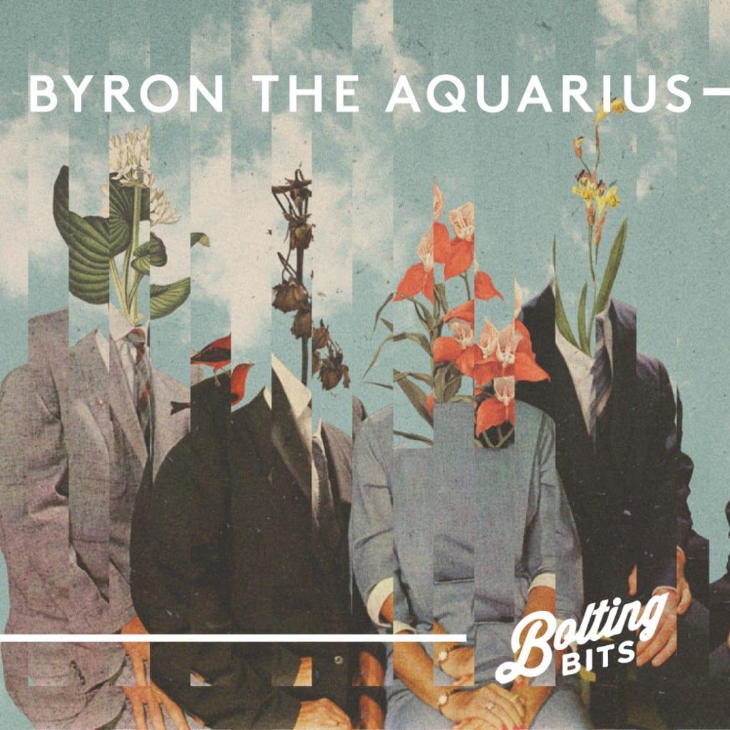 MIXED BY/ Byron The Aquarius