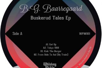 B.G. Baarregaard - Buskerud Tales