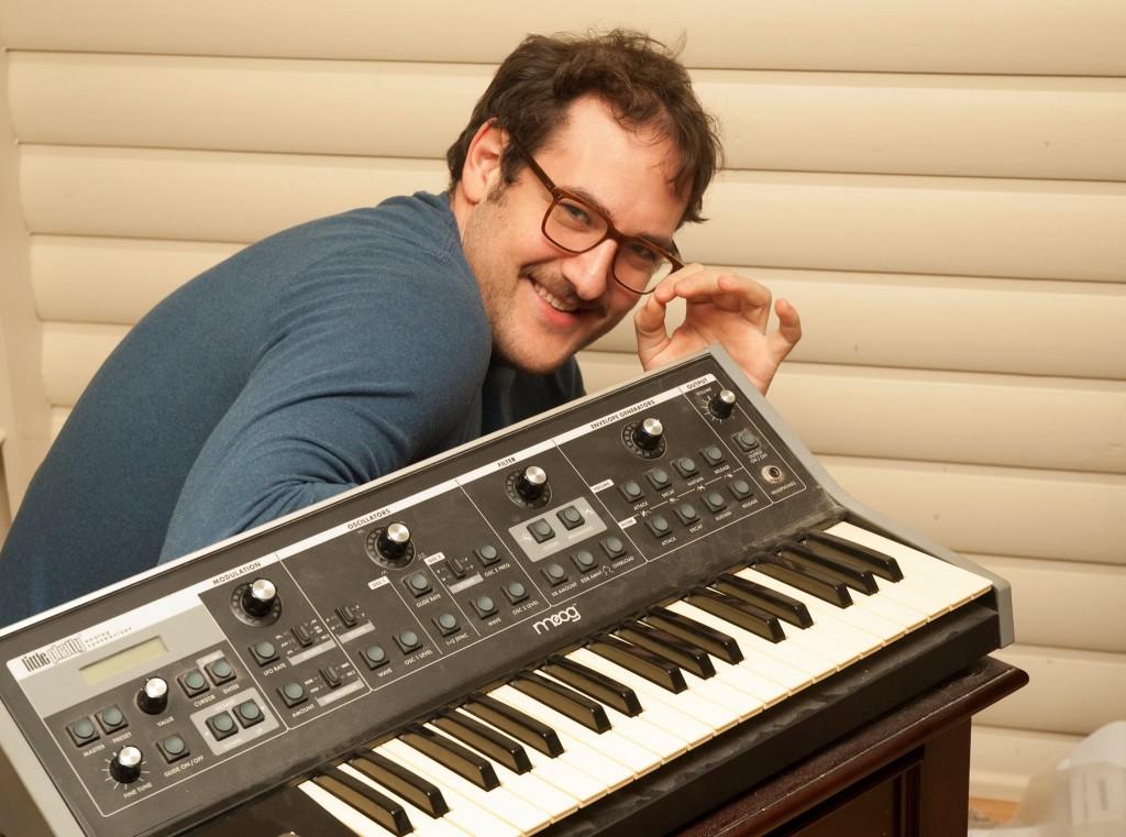 jesse futerman keyboard