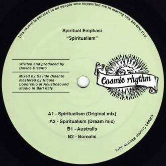 spiritual emphasi - cosmic rhythm