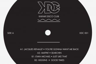 Kaviar disco club - jacques renault