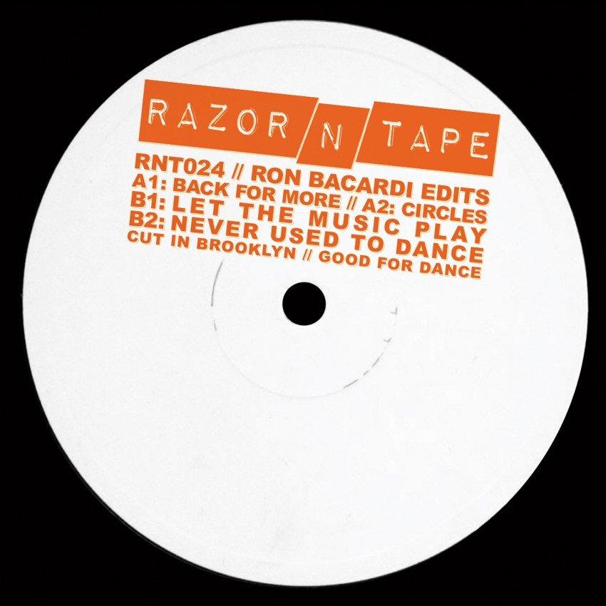 Razor N tape - ron bacardi