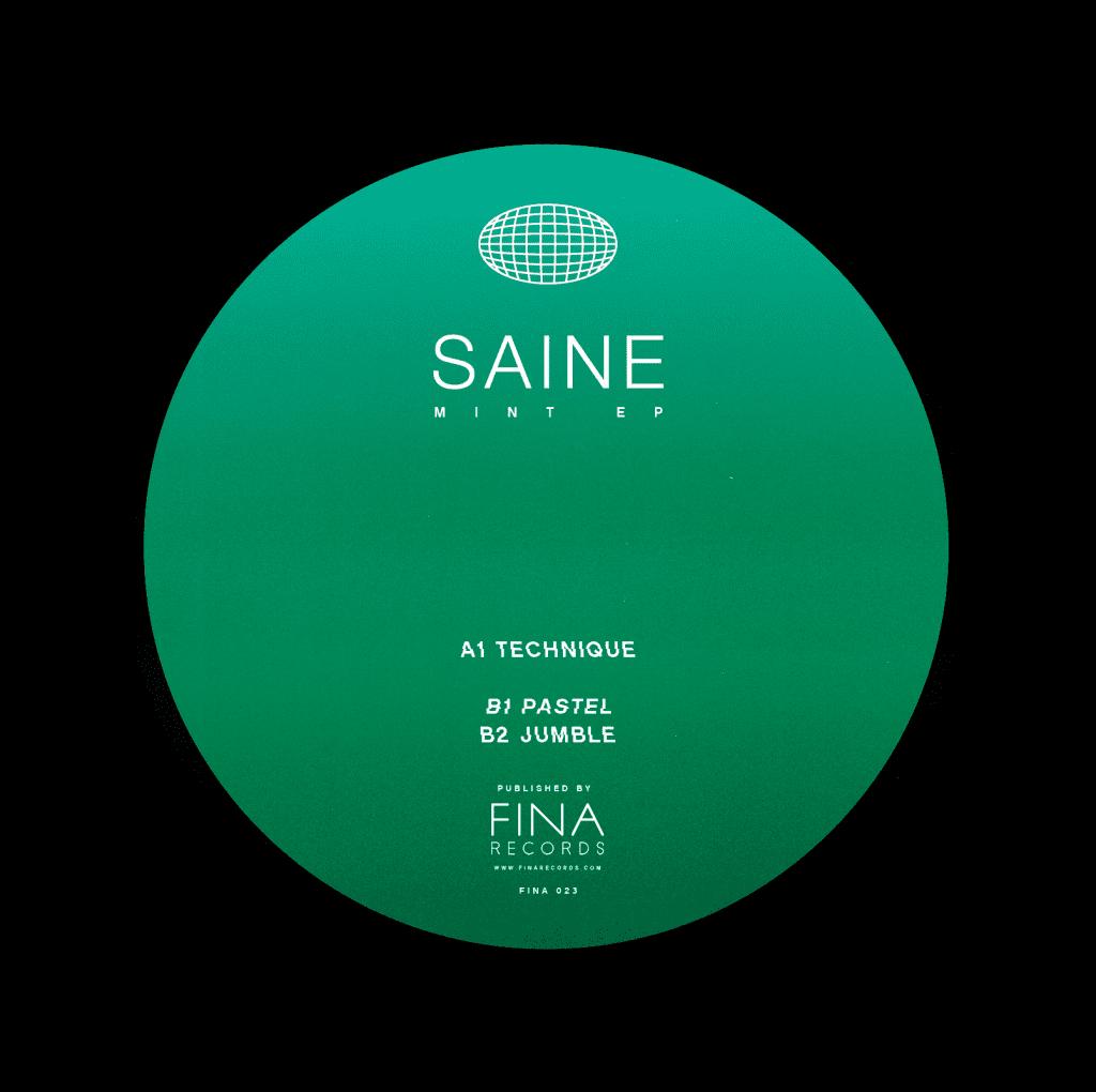 Saine Mint EP