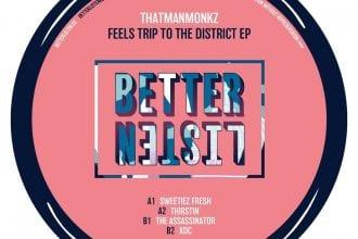 better listen records - thatmanmonkz