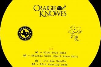 textasy - i'm the needle - craigie knowes