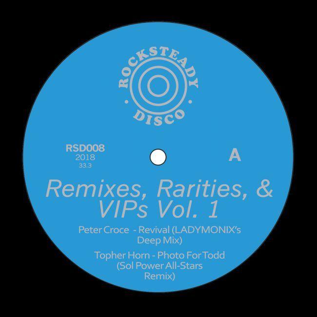 rocksteady disco - topher horn