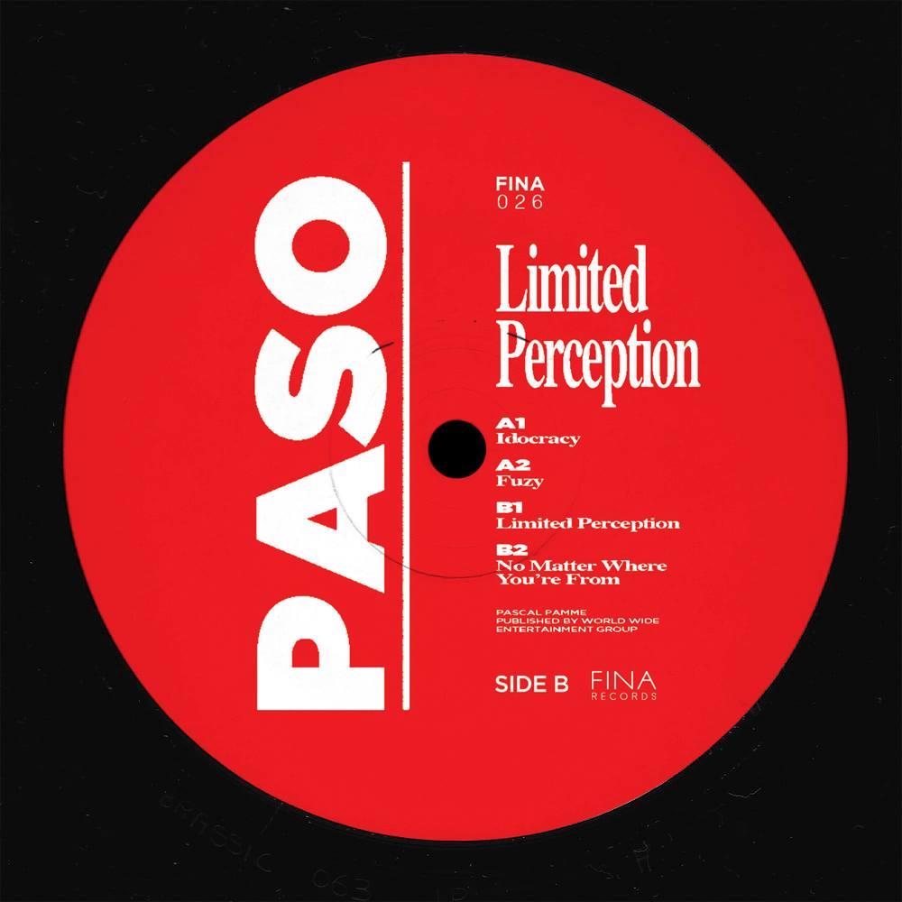 paso - fina records