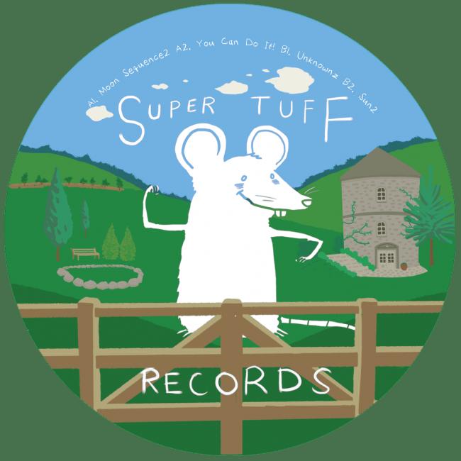 ST004 - super tuff records - marcel lune